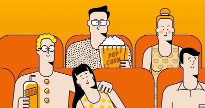 Tous au cinéma! Le département offre 20 000 places de cinéma