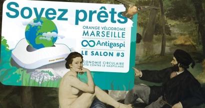 Salon Anti Gaspi au Stade Orange Vélodrome