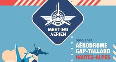 Un grand meeting aérien organisé ce week-end à l'aérodrome de Gap Tallard