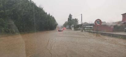 Pluie et inondations, les Bouches du Rhône en alerte rouge