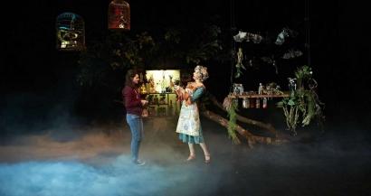 Jeux d'enfants au Théâtre du Jeu de Paume à Aix en Provence