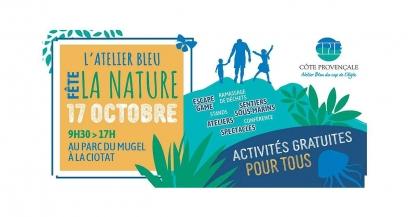Dimanche, l'Atelier Bleu fête la nature au parc du Mugel à La Ciotat