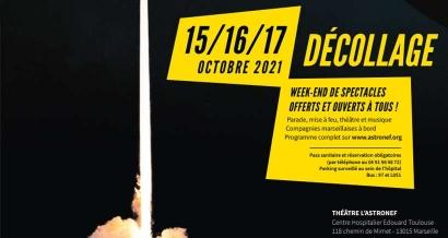 Marseille: Après 19 mois de fermeture, le Théâtre de l'Astronef rouvre ses portes ce week-end