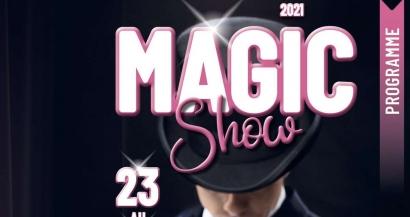 Magic Show : 3 jours de magie à Sainte-Maxime
