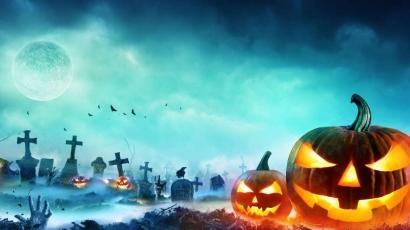 Halloween dans les Parcs d'Attractions