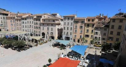 Toulon : Le centre ancien obtient le label Quartier culturel et créatif