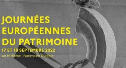 Les Journées du Patrimoine 2018 en région Provence Alpes Côte d'Azur