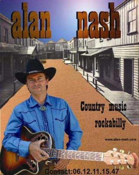 Concert Alain Nash