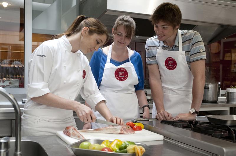 L'atelier des Chefs d�barque � Maseille