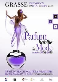 Le parfum habille la mode