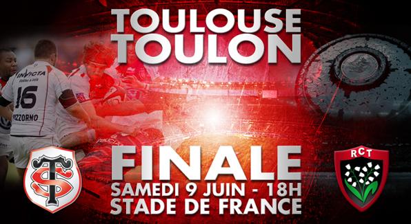 RCT de Toulon en finale