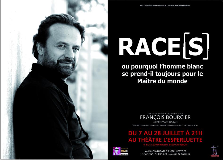 Fran�ois Bourcier dans Race(s)