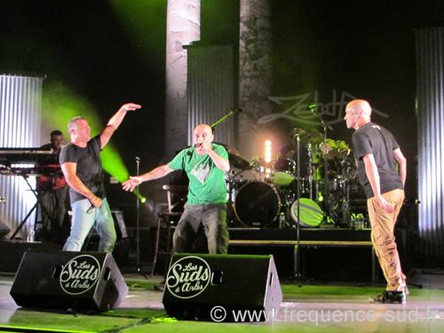 Zebda en concert aux Suds � Arles
