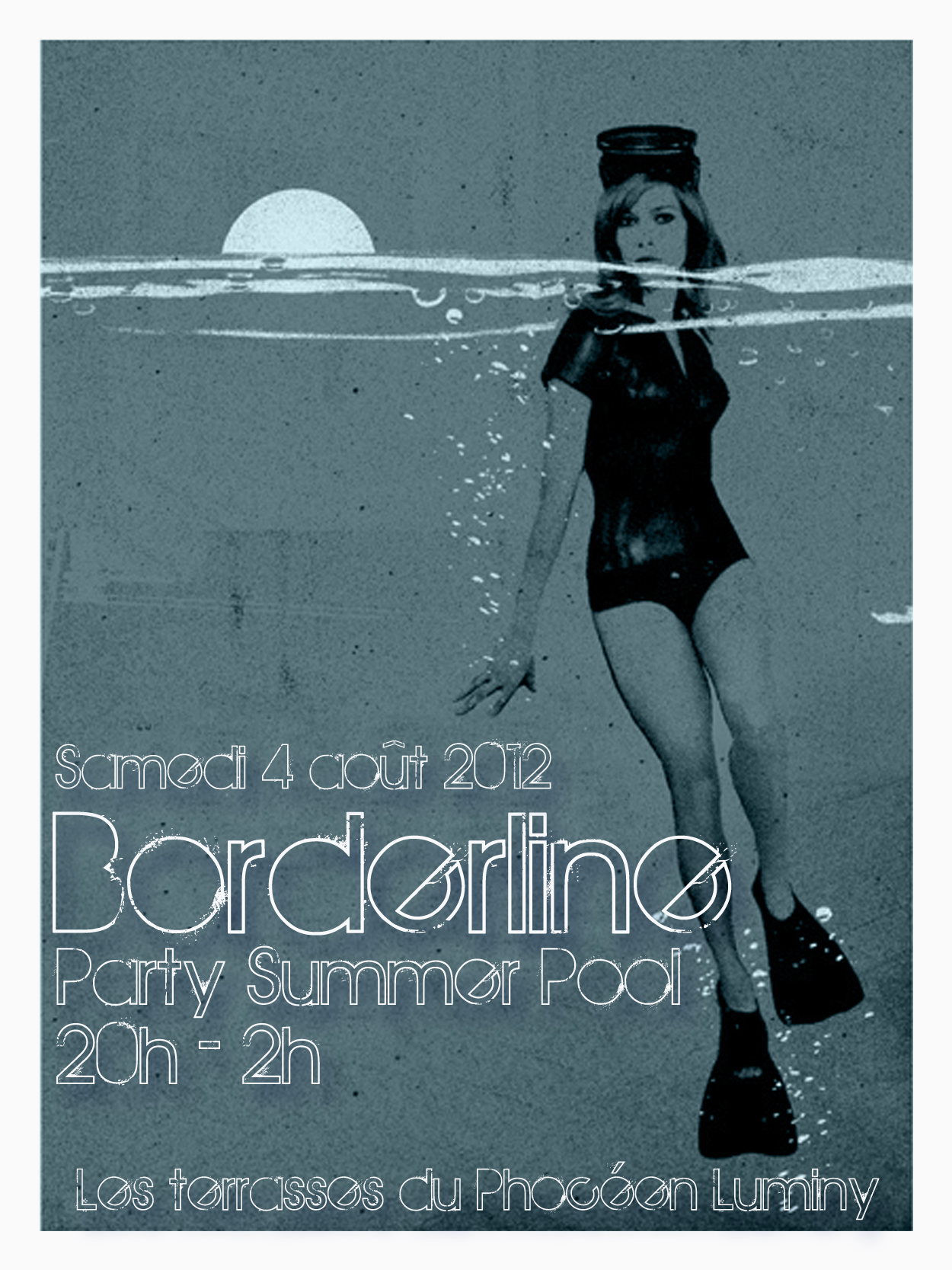 Borderline Summer Pool Party
