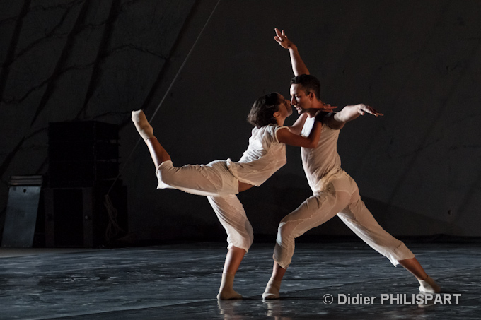 Le Ballet d'Europe de Jean-Charles Gil sur ses jolies terres d'Allauch.