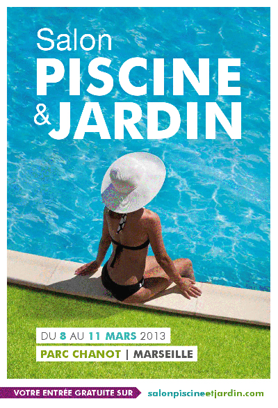 9 me salon piscine et jardin marseille frequence for Piscine 9eme