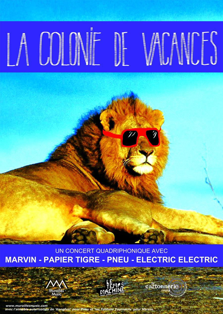 La Colonie De Vacances Sound Of Mars Surprise 09 03