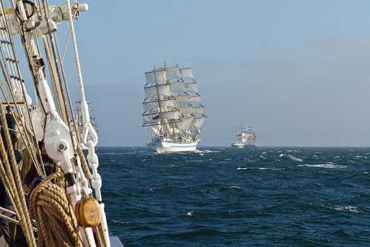 Toulon Voiles de Légende, les navires - - Toulon - frequence-sud.fr