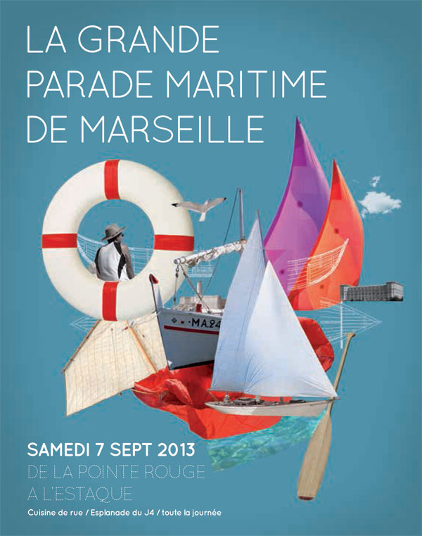 La Grande Parade Maritime de Marseille