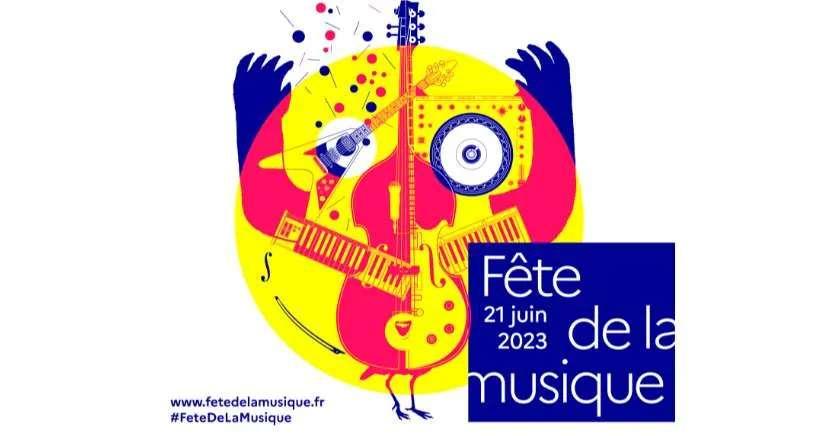 F�te de la Musique � Marseille
