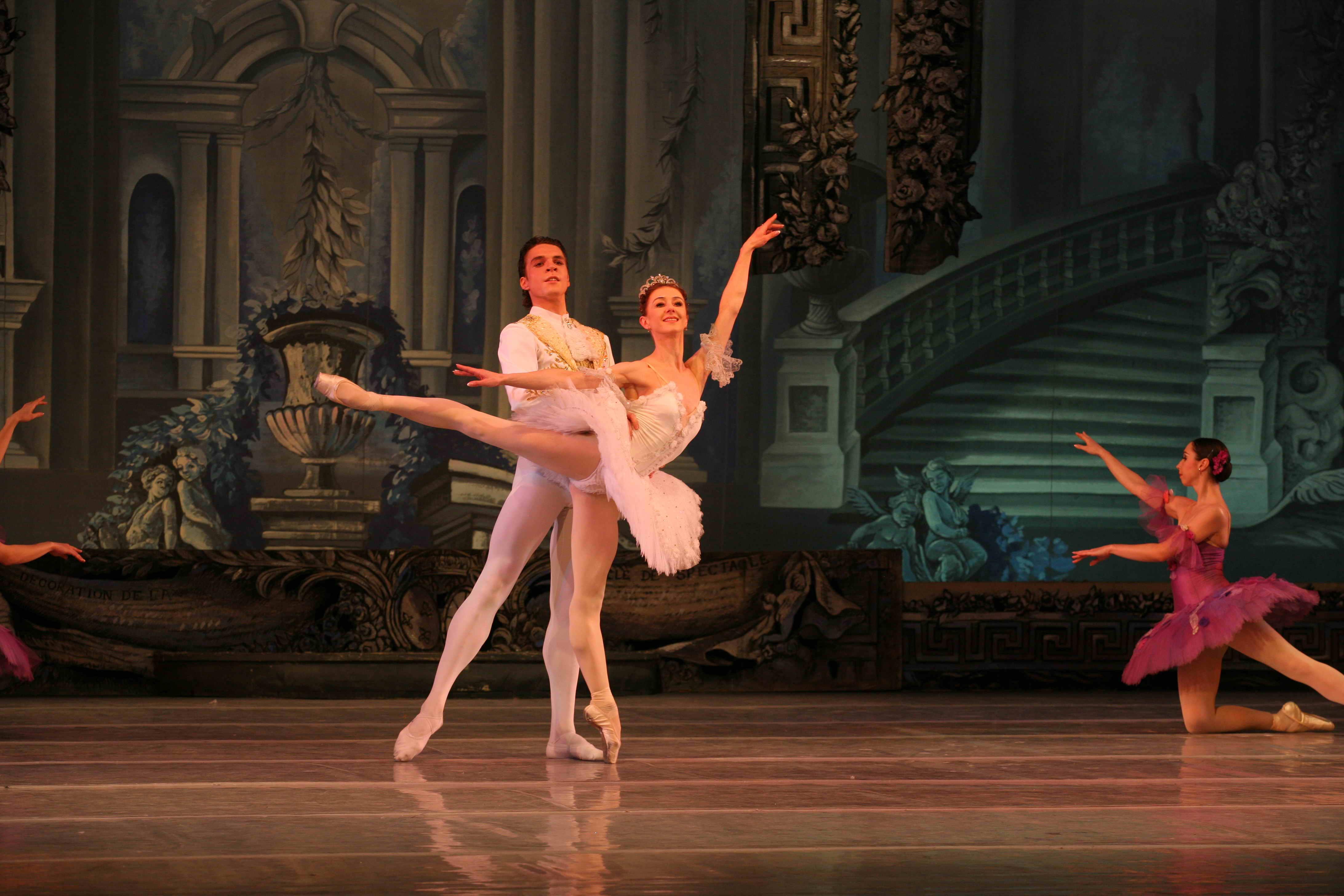 La Belle au bois dormant 15 11 2014 Marseille Frequence sud fr # Ballet Belle Au Bois Dormant