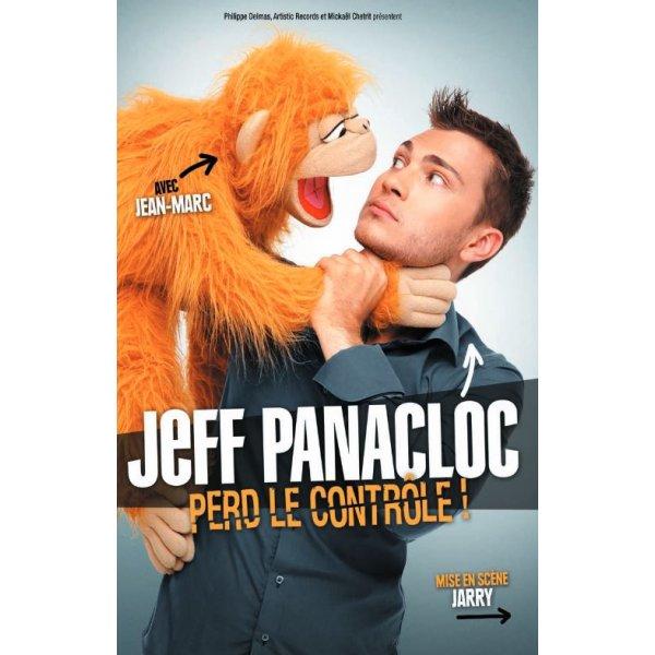 Jeff Panacloc perd le contr��le - 13/03/2015 - Marseille.
