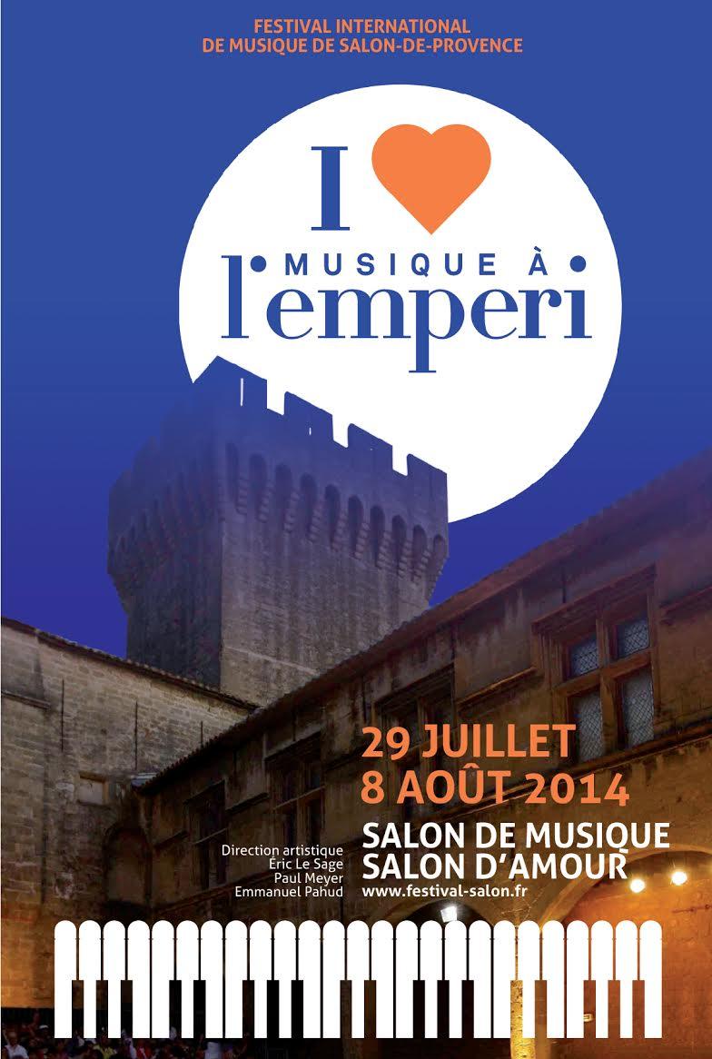 Festival international de musique de salon de provence mardi 5 ao t 05 08 2014 salon de - Ifte sud salon de provence ...