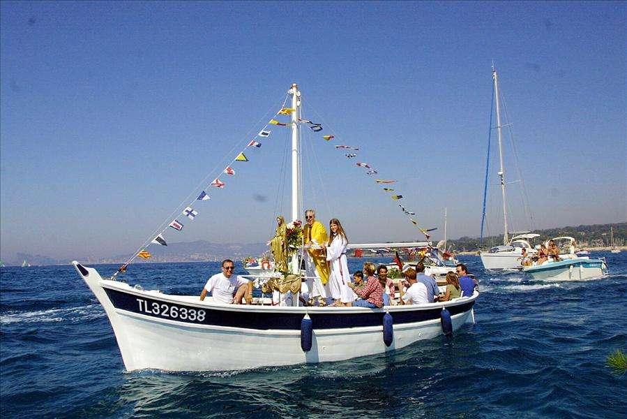 Festivit s du 15 ao t saint cyr sur mer 15 08 2018 - Agence du vieux port saint cyr sur mer ...