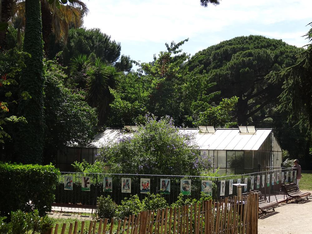Le jardin du las labellis jardin remarquable toulon for Jardin remarquable