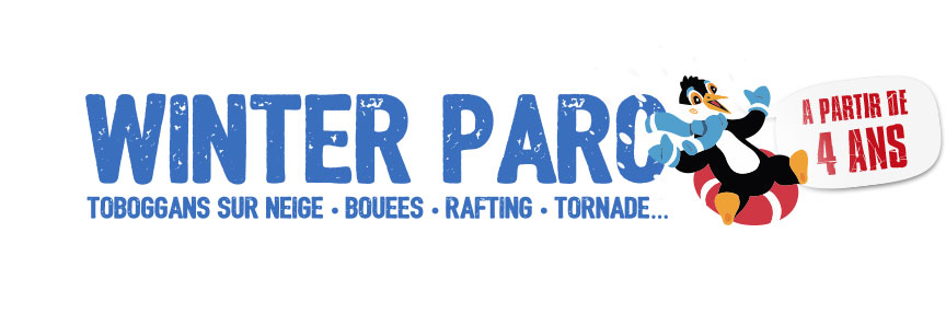 Winter parc : le premier parc d'attraction � la neige