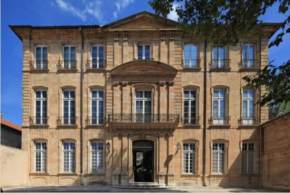 Inauguration du centre d 39 art caumont aix en provence - Cinema salon de provence les arcades ...