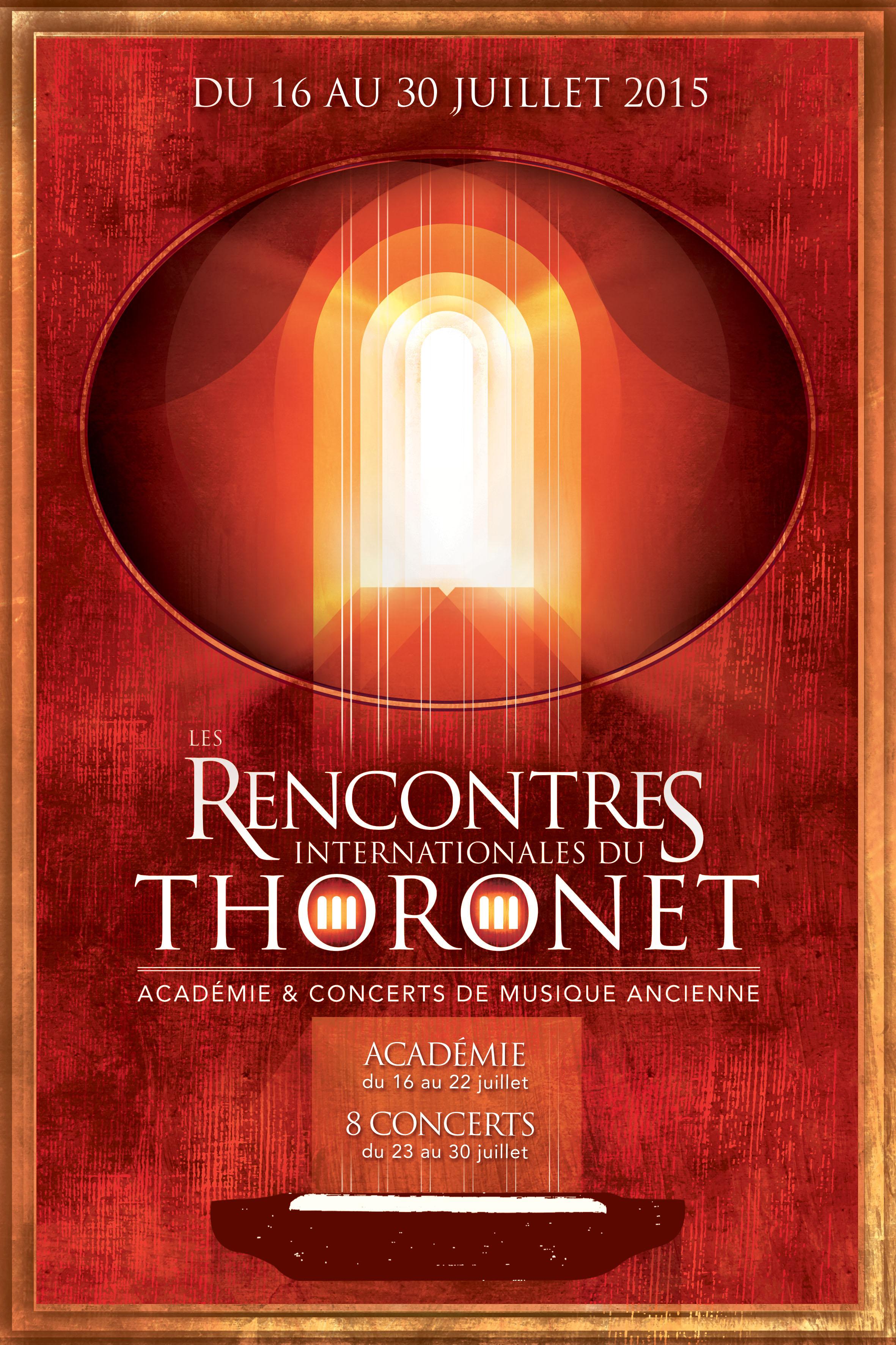 Les Rencontres Internationales du Thoronet : Ultime concert !