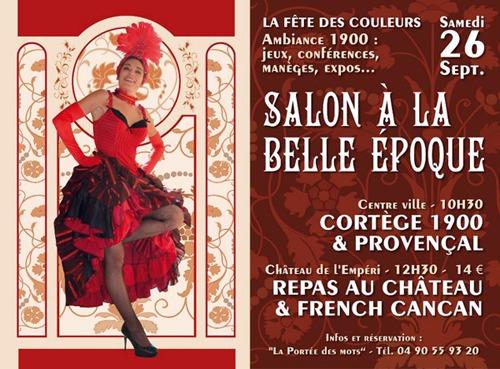 La f te des couleurs salon de provence 26 09 2015 salon de provence frequence - Fete de la musique salon de provence ...