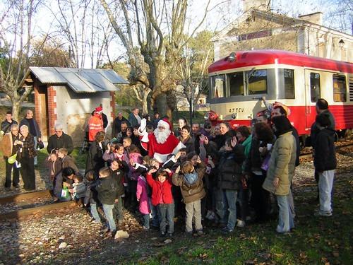 Train Du Pere Noel Les trains du père noël   Du 13/12/2015 au 20/12/2015   Brignoles