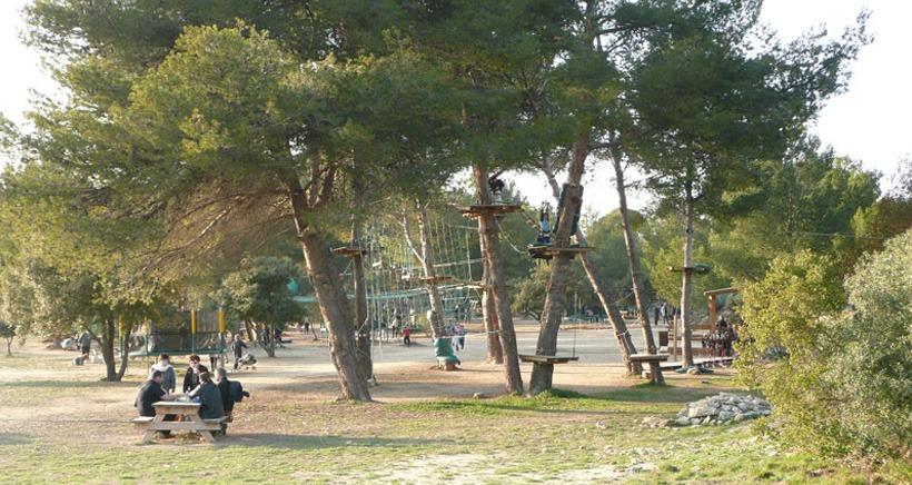 Le parc de figuerolles martigues frequence - Accrobranche salon de provence ...
