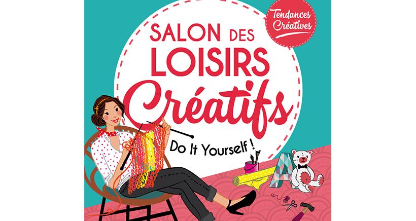 Tendances cr atives du 15 03 2018 au 18 03 2018 marseille frequence - Salon loisirs creatifs marseille ...