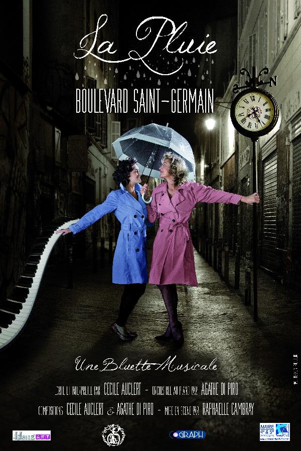 la pluie boulevard saint germain 20 05 2016 marseille frequence. Black Bedroom Furniture Sets. Home Design Ideas