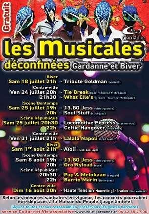 Les Musicales � Gardanne