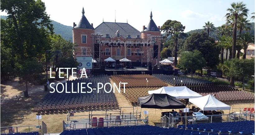 L Ete A Sollies Pont Du 30 06 2019 Au 30 08 2019 Sollies