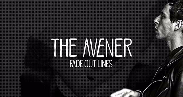 gratuitement the avener fade out lines