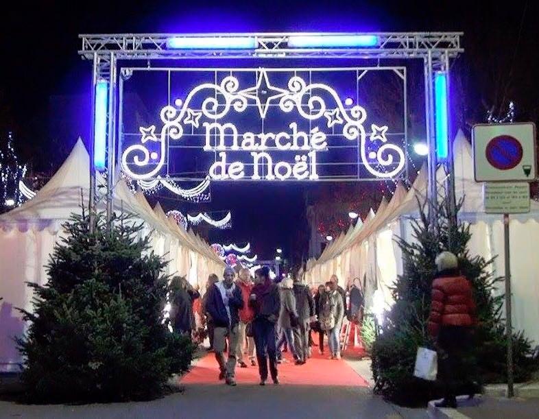 March de no l du 10 12 2016 au 24 12 2016 draguignan for Marche de noel salon de provence