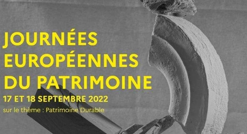Journees Du Patrimoine Les Baux De Provence