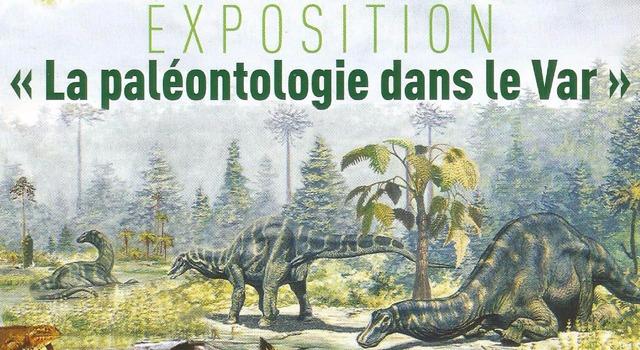 Exposition la pal�ontologie dans le Var
