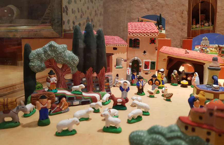 Salon International des Santonniers d'Arles
