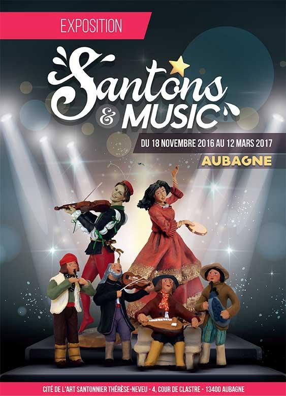 Santons & music