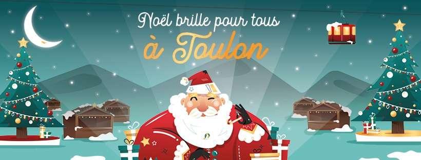 noel 2018 toulon Noël à Toulon   Du 22/11/2017 au 07/01/2018   Toulon   Frequence  noel 2018 toulon
