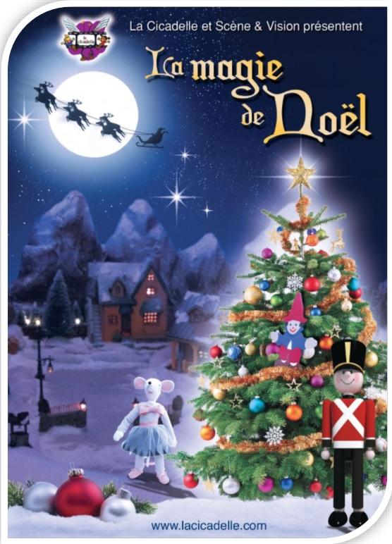 La Magie de Noël - - Gardanne - frequence-sud.fr