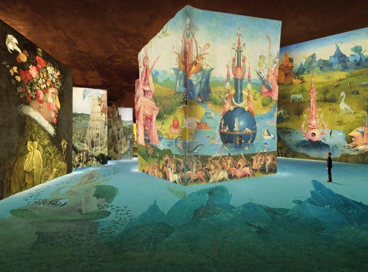 Bosch, Brueghel, Arcimboldo  fantastique et merveilleux