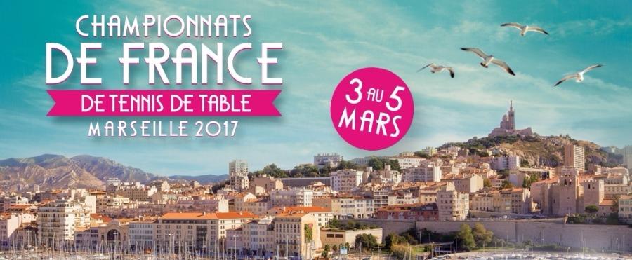 Championnat De France De Ping Pong Marseille Frequence