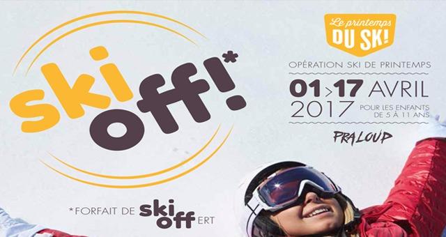 ski off